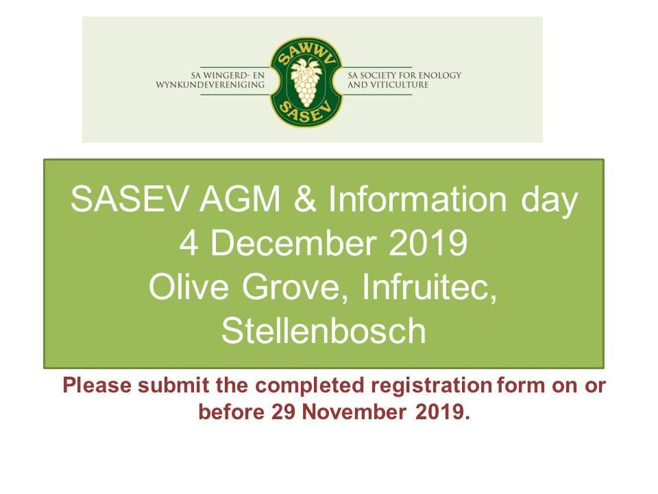 Webwerf_SASEV AGM & Information day