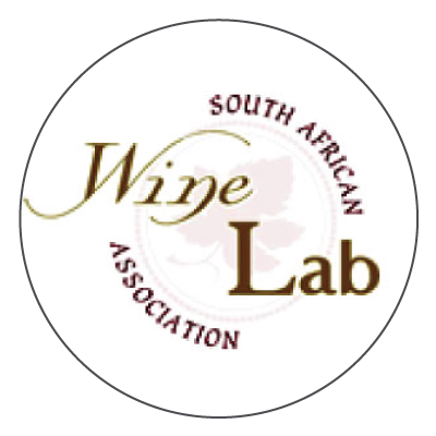 Wine Lab Logo Circle